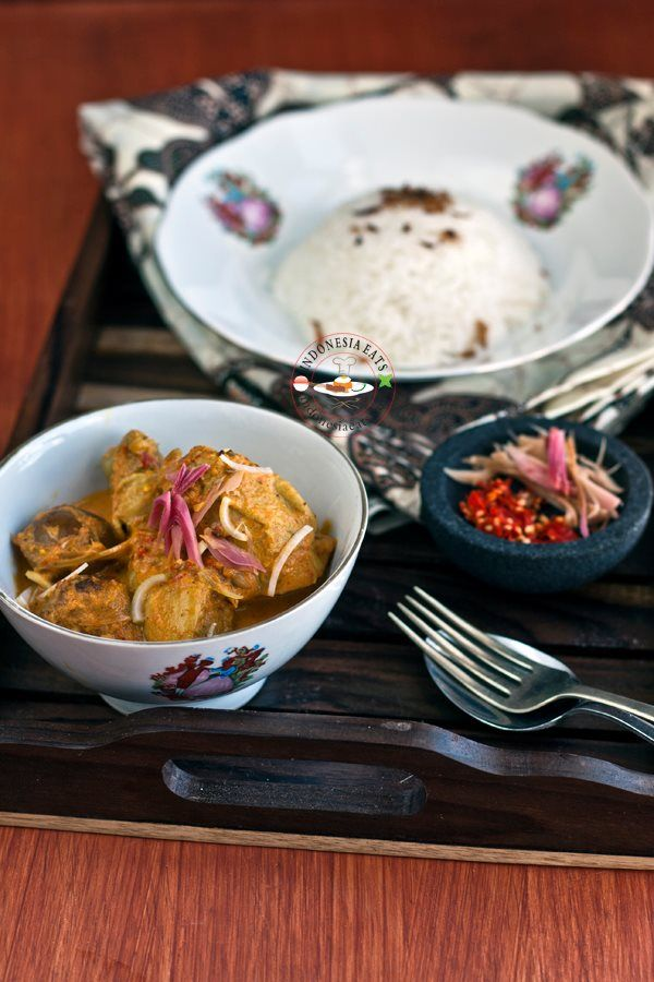 Gule Kuta Kuta Cule Ayam Karo Karonese Chicken Curry Enhanced With Kecombrang Torch Ginger And The Fruits Asam Cekala Gulai Ide Makanan Masakan Indonesia