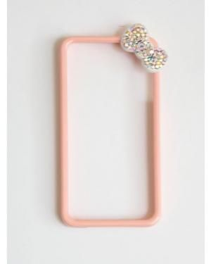 iPhone Pink with Bow Bumper. YESSS