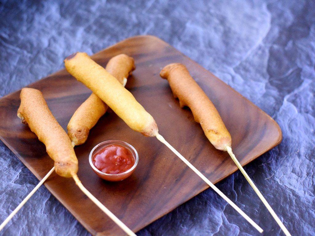 Beignets de saucisses