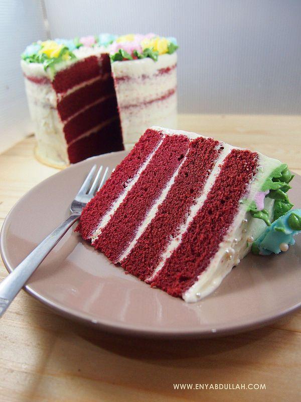 P7312937ed Red Velvet Cake Recipes Food
