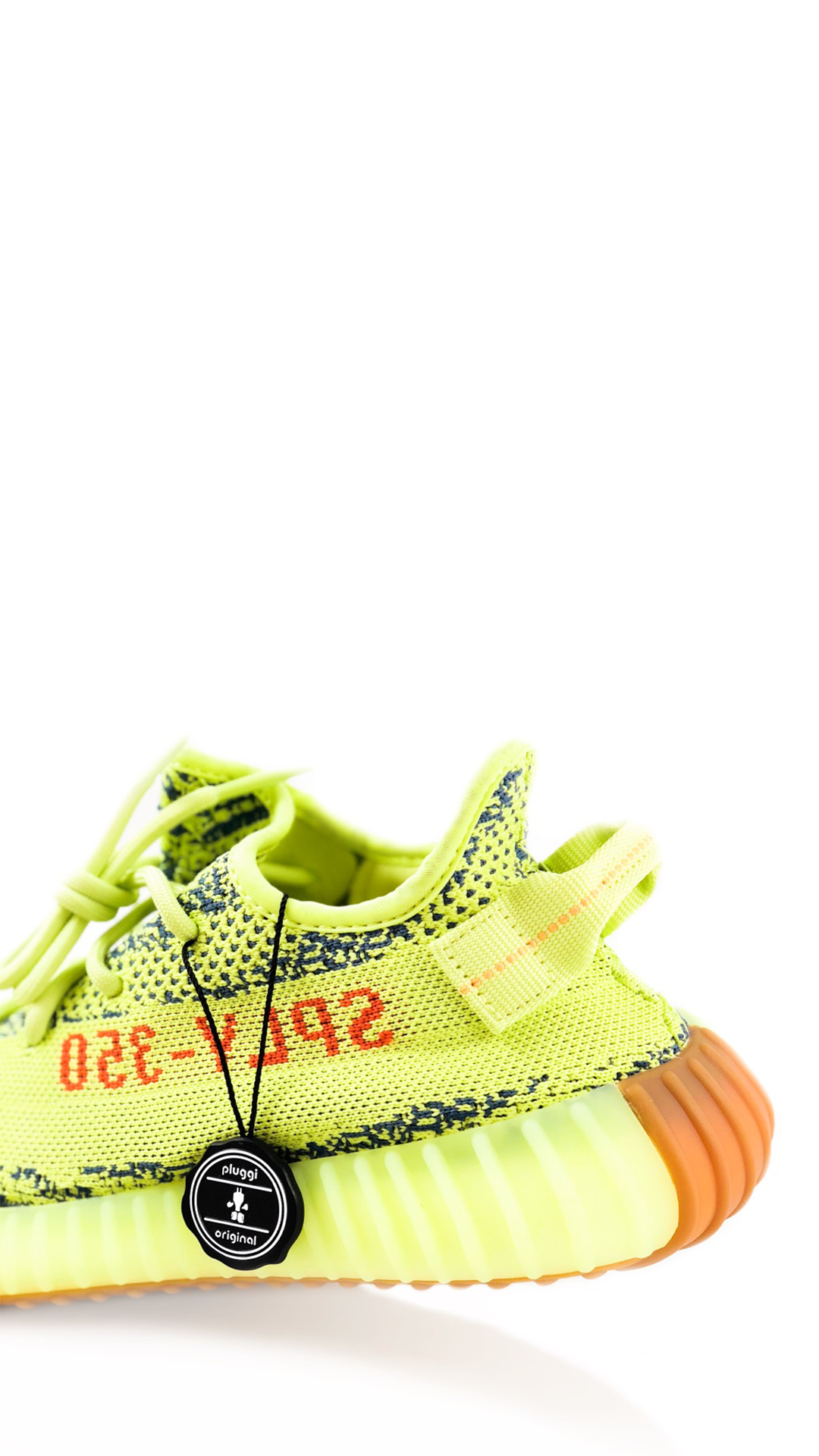 adidas yeezy boost orange gelb