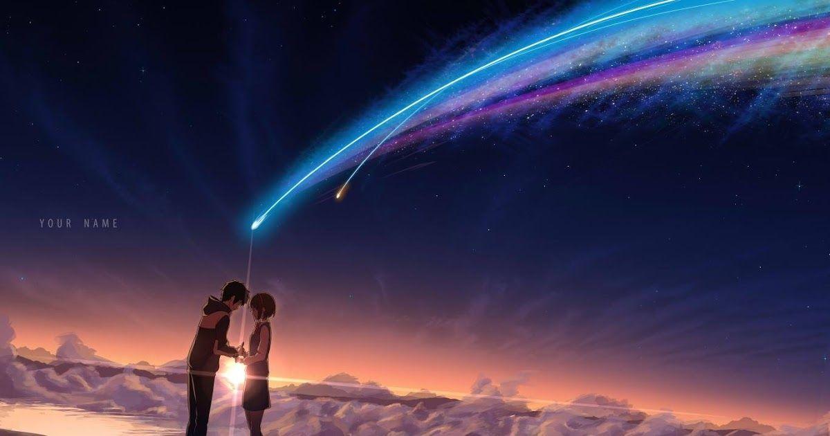 20 Wallpaper Anime Buat Laptop 46 Gambar Anime Buat Ada Berbagai Tema Wallpaper Yang Tersedia Disini In 2020 Kimi No Na Wa Wallpaper Anime Scenery Your Name Anime