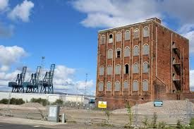 Image result for disused  refinery