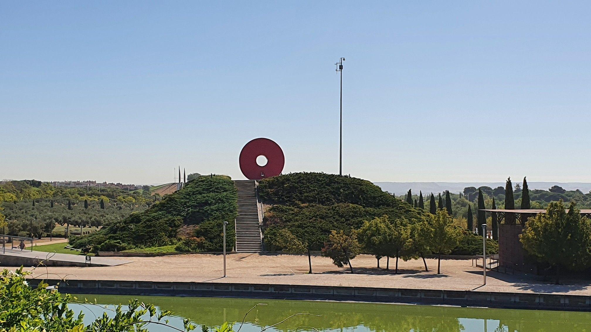 Parque Juan Carlos I Imagenes De Madrid Parques Pasado Y Presente