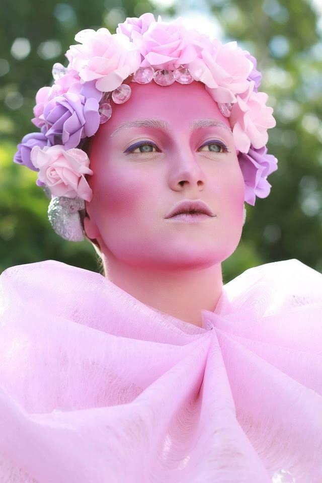 "Make-up Academy""Beauty for Life'' Sandu Iuliana Fashion & Beauty Photographer - Den Kara Hair Sergiu Bacioi"