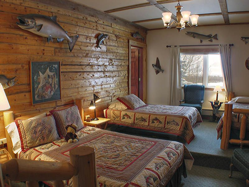 Good Fishing Theme Room I Unfortunately See Be Of These In My Future: (