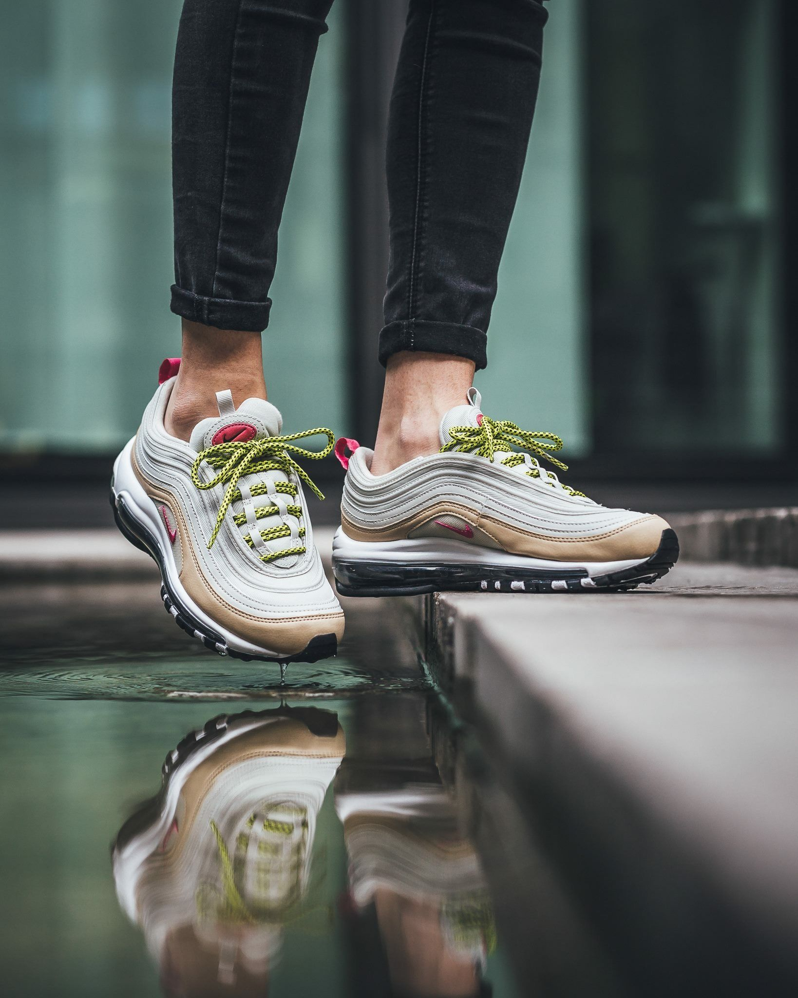 Nike Air Max 97 shoes Pinterest Air max 97, Air max and GQ