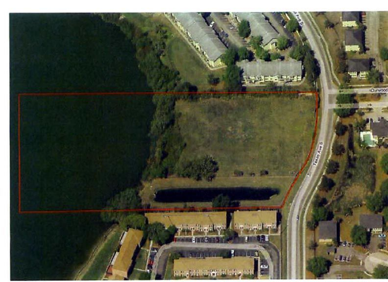 Vacant Land for #Sale, pre qualified for multi-family.  Bank Owned.