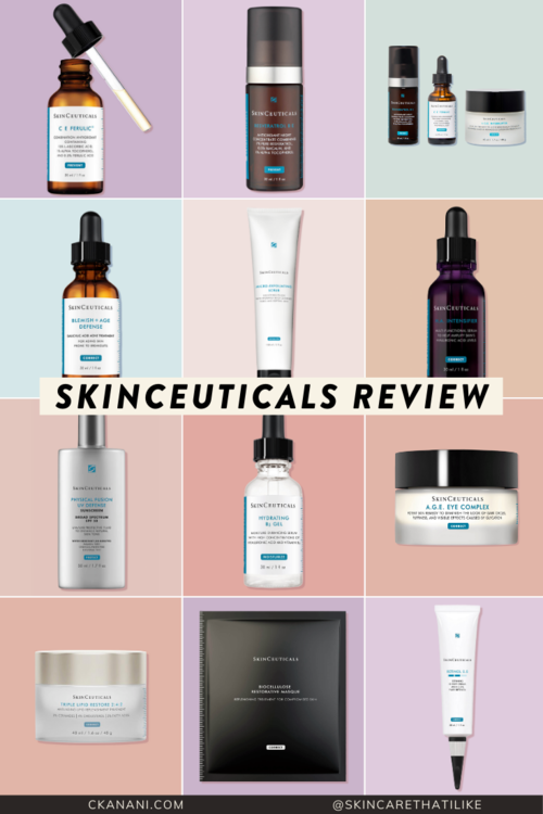 Skinceuticals Review And Favorite Products Ckanani In 2020 Skinceuticals Skin Care Essentials Skin Care Routine