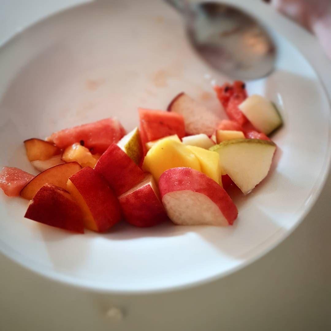 Fruktbombar barnen...