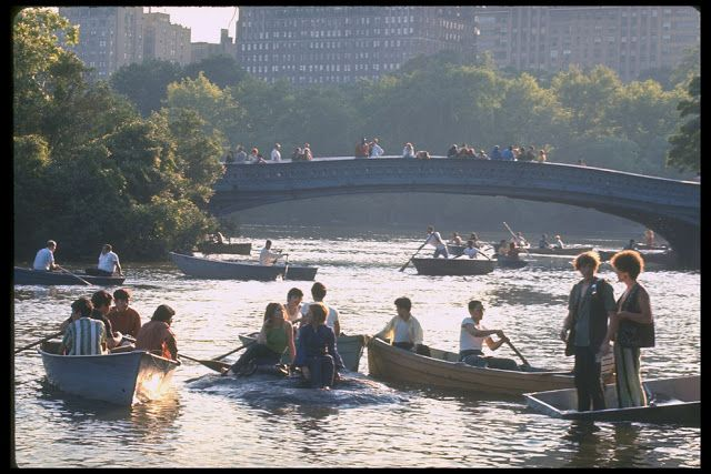 vintage everyday: Beautiful Photos of New York City in The Summer of 1969