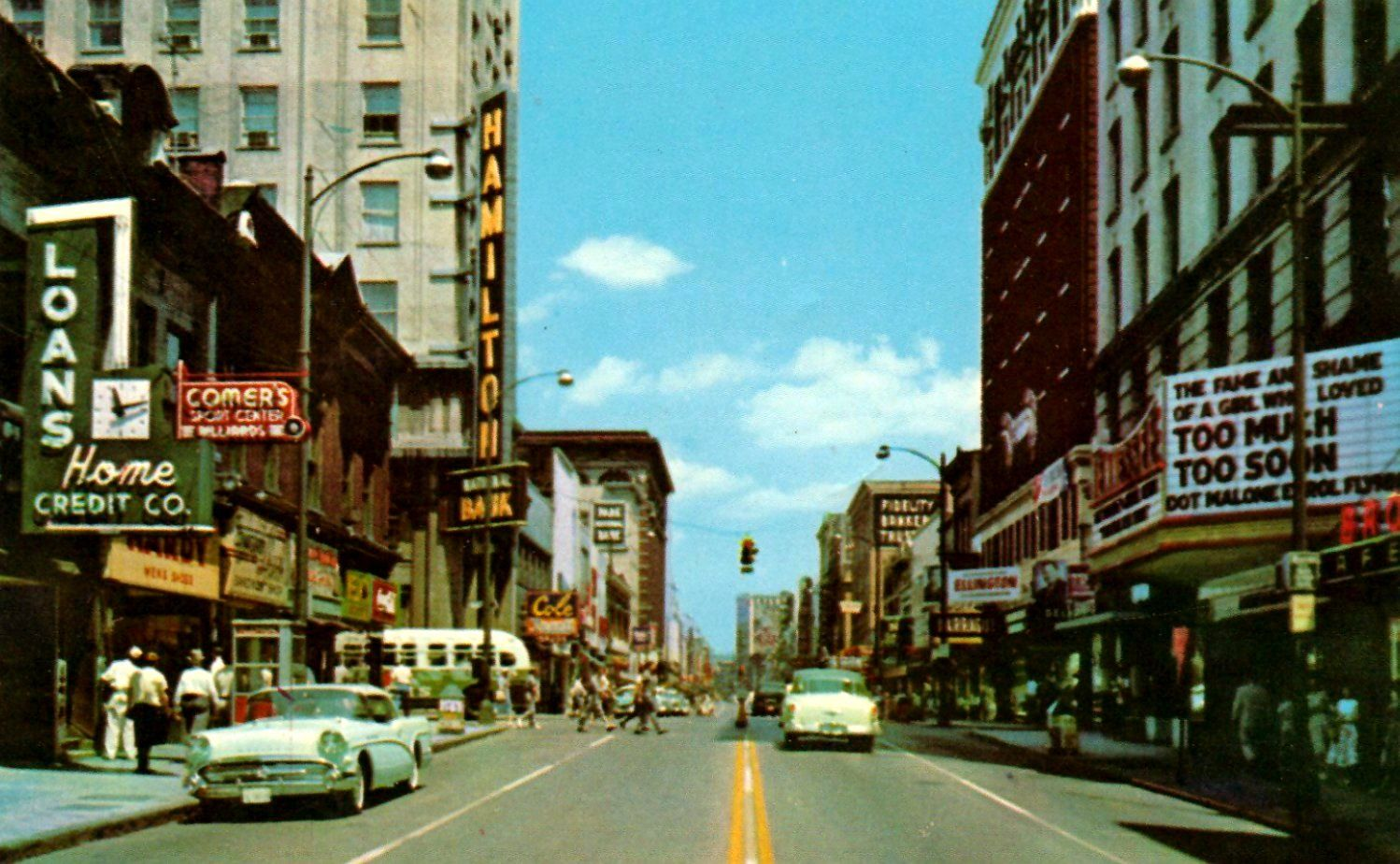 restaurants on gay street knoxville tn