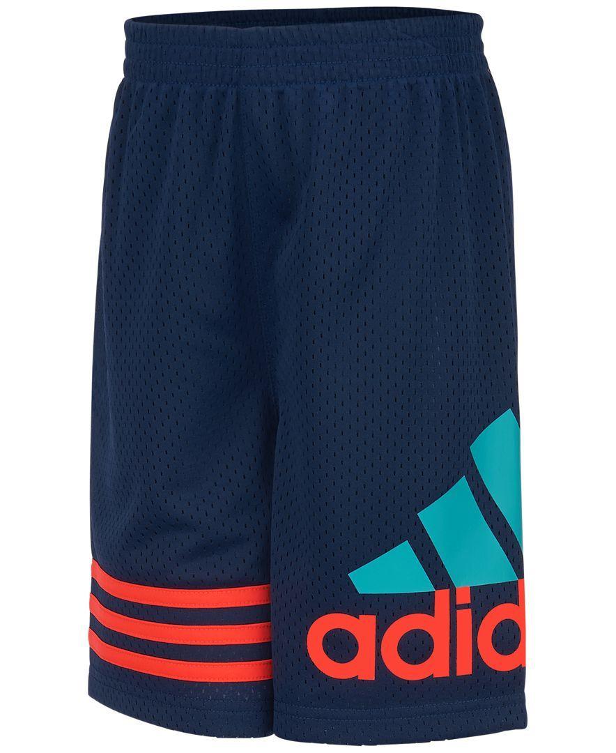 13c45b3b19 adidas Little Boys' Racer Shorts | style | Kids shorts, Boys, Track ...