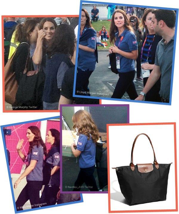 03f317a7152c Longchamp Le Pliage Tote Bag · Kate Middleton Style Blog