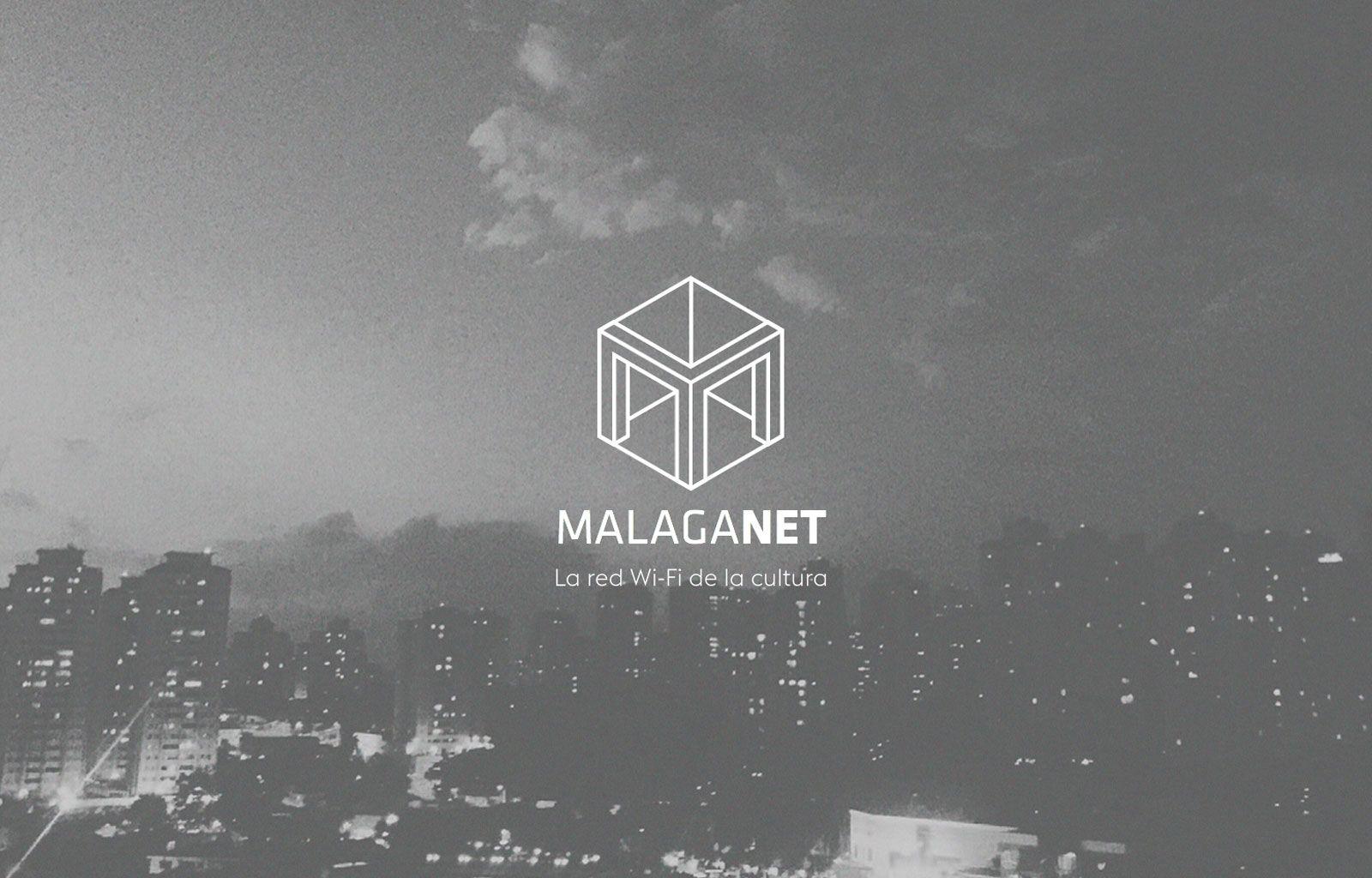 Malaga Net, Trabajo Fin de Estudios de Joaquin Melguizo   Exposición ...