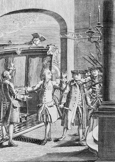 1757 Attentat de Damiens contre Louis XV - Château de Versailles   Louis  xv, Histoire, Xviiie siècle