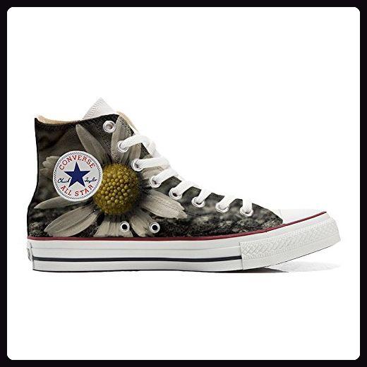 Converse All Star personalisierte Schuhe (Handwerk Produkt) multi face