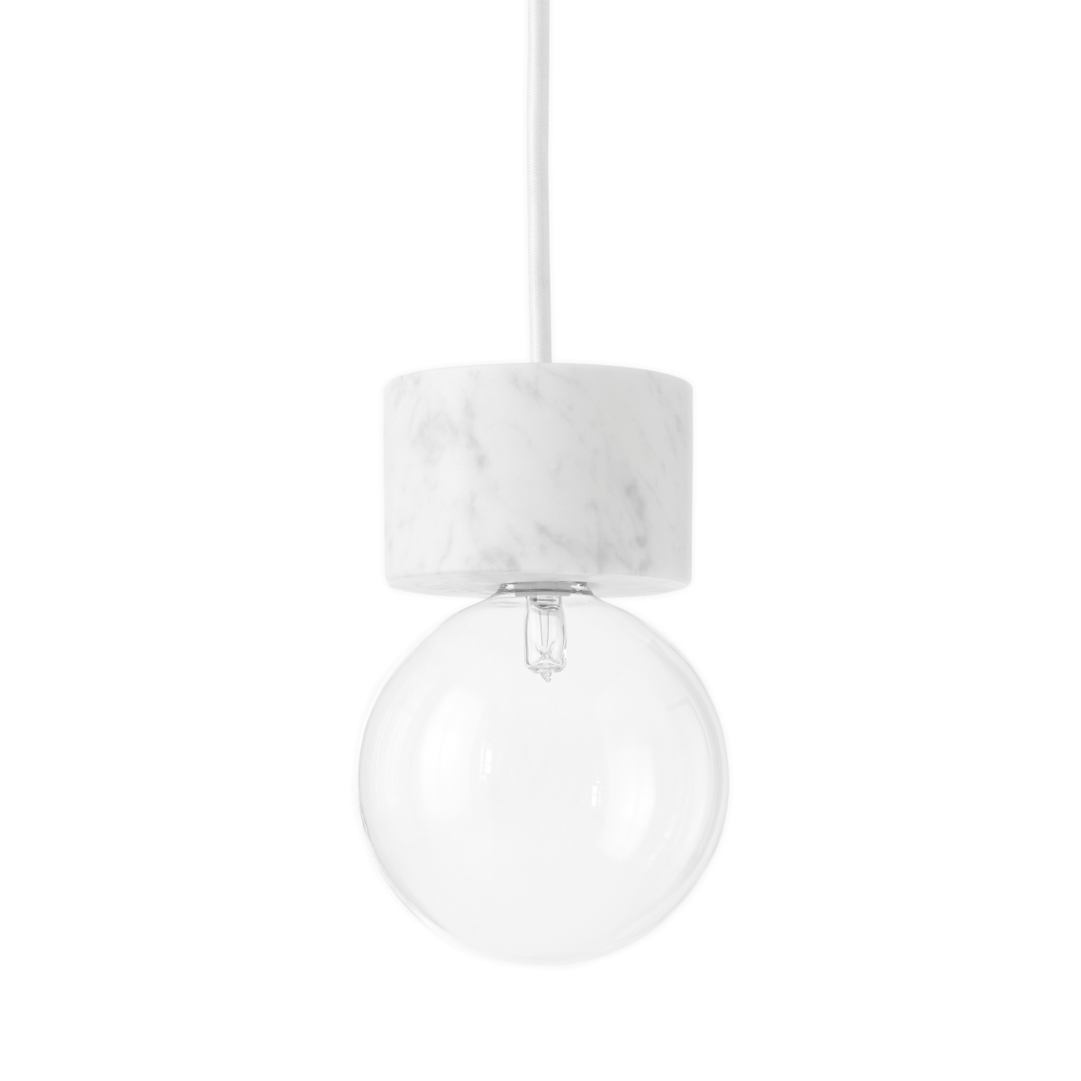 Boule De Plume A Suspendre suspension bois secto design   luminaire suspendu rona
