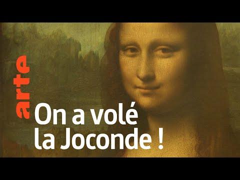 Le Vol De La Joconde Invitation Au Voyage Arte Youtube