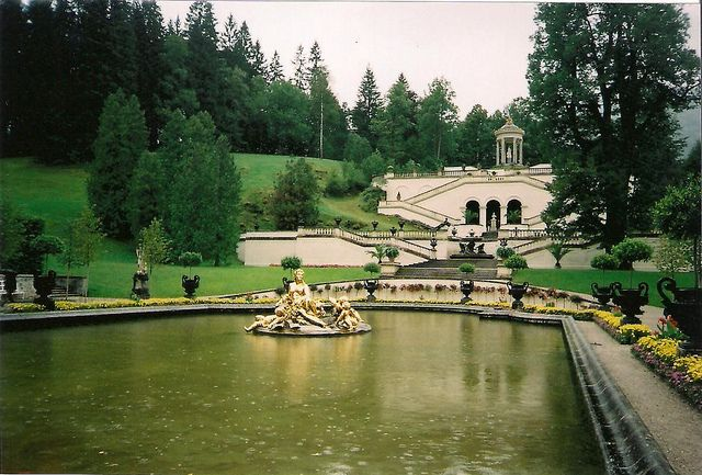 Schloss Linderhof Germany Places To Go Germany Castles Places To Travel