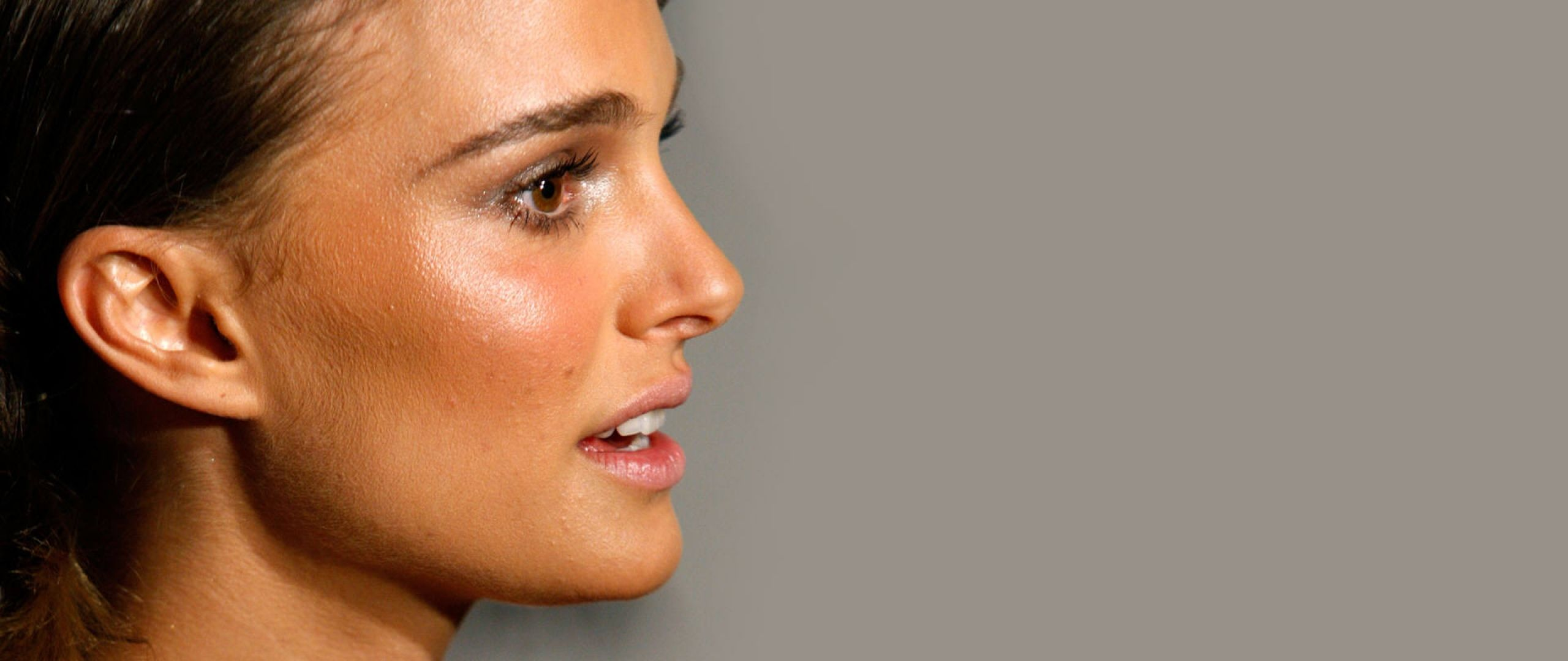 Natalie Portman Nose Profile