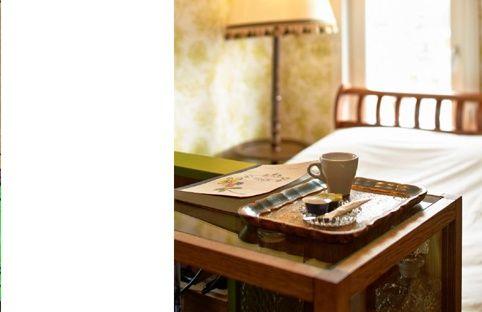 Flower & Balcony Bloem & Balkon Hotelroom Villa Pastorie - Design Beers Brickworks Photo's #renevanderhulst