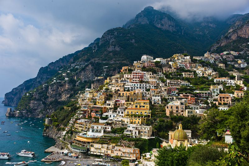 Positano - Amalfi Resort Rivery.Italiya. LiveInternet tartışması - Rus Service Çevrimiçi günlüğü