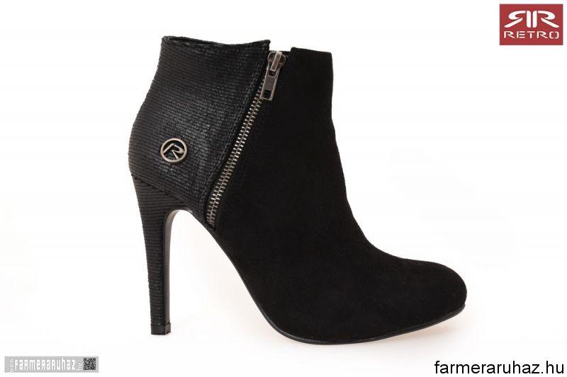 6dc59407c1 Eladó Retro Jeans női bokacsizma (Katie Shoes) 3736 - 19 990 Ft | Retro női  cipő-csizma