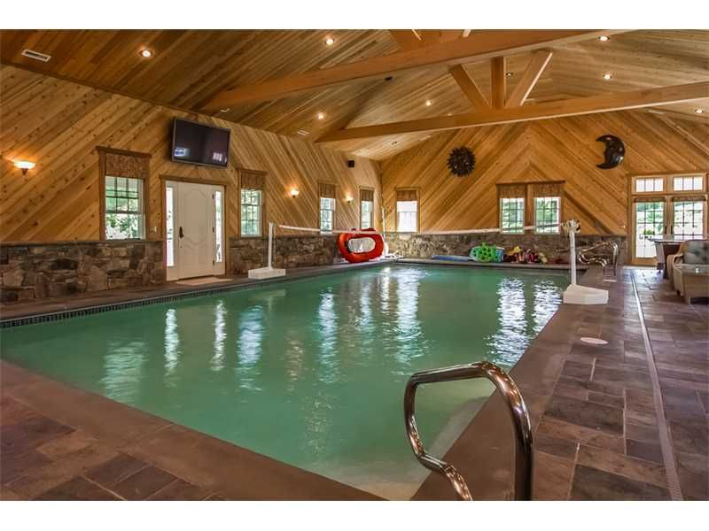 Indoor Pool Perfect For Year Round Swimming | Coventry, RI