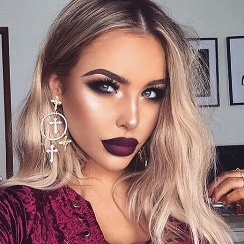10 Winter Makeup Looks To Copy This Year - Society