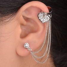Cuff Earrings Google Search