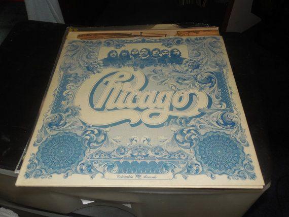 Vintage Chicago Vinyl Chicago Vi From 1973 Chicago Band Vinyl Records Etsy Tea Art Vintage Vinyl Records