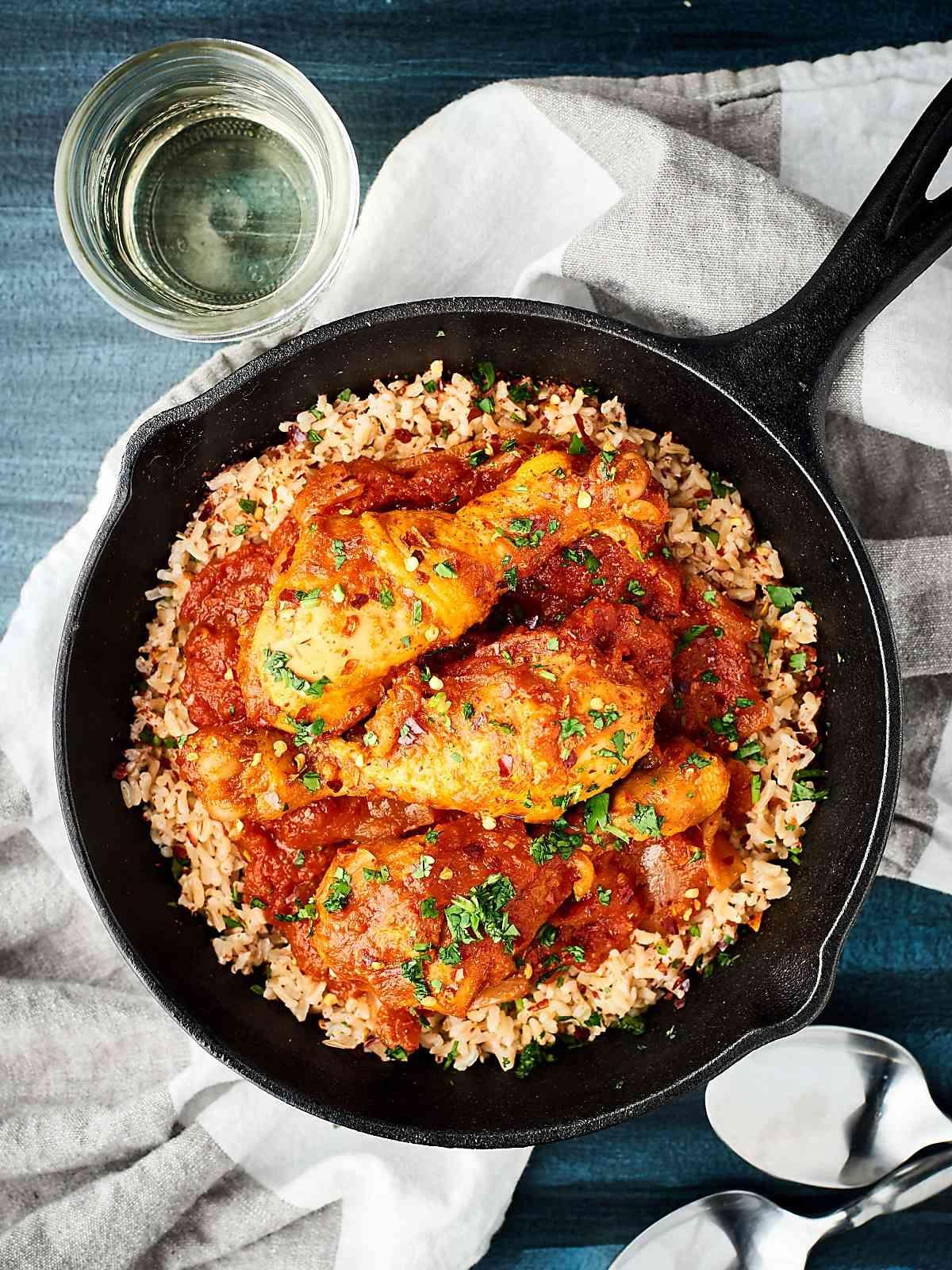 Haitian chicken recipe show me the yummy recipe