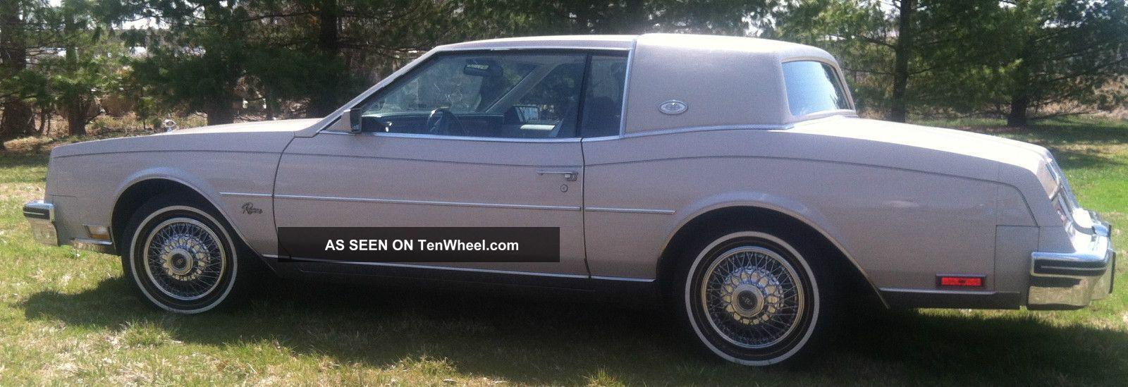 1968 buick electra 225 2 door hardtop front 3 4 81136 - 1983 Buick Riviera Raedesorrow S 1983 Buick Riviera 1983 Riviera S Pinterest Buick Riviera Buick And Low Low