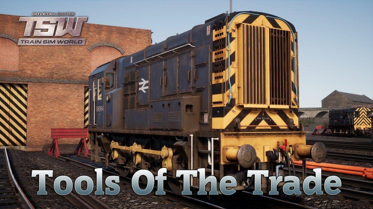 Train Sim World: Northern Trans-Pennine Scenarios 6: Tools
