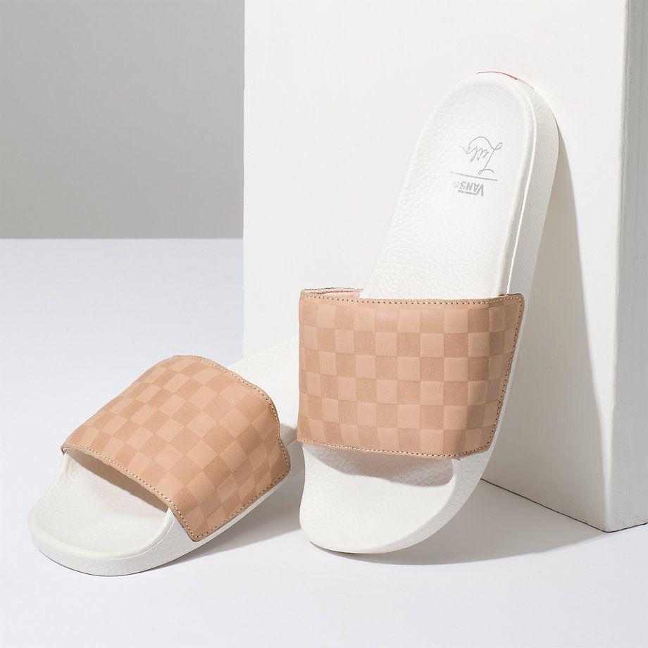 1ec9669fff3b Leila Hurst new Vans Slides!
