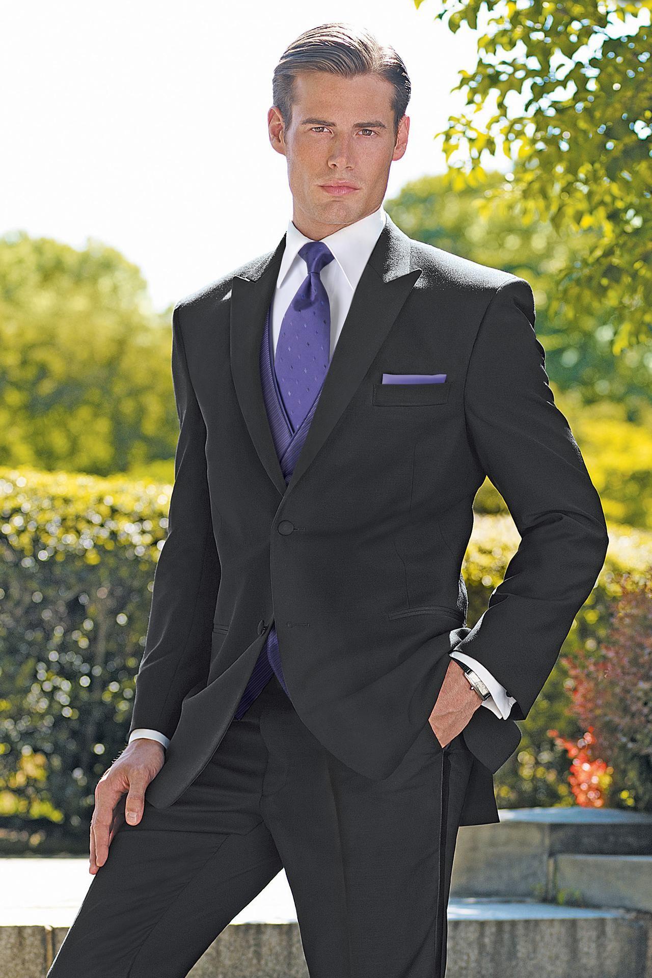 Imagini pentru black suit with green tie | CHESTI DE IMBRACAT 2 ...
