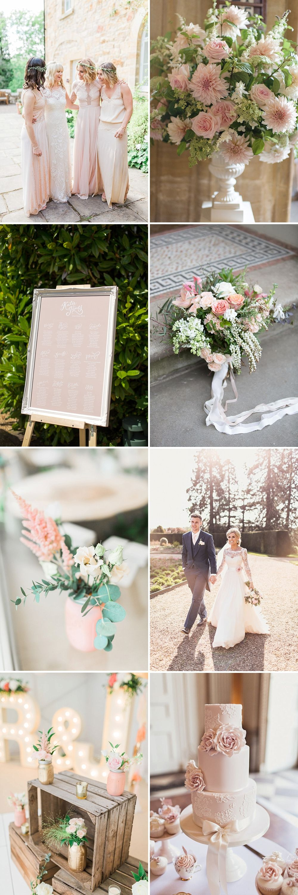 Stylish And Budget Friendly Blush Colour Theme Ideas For Your