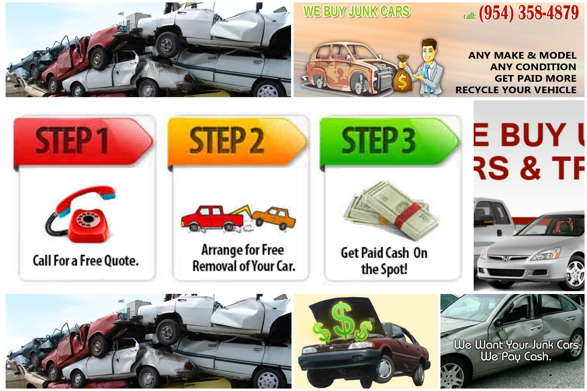 http://www.cashforjunkcarmiami.com/ Cash for Junk Car Miami will ...