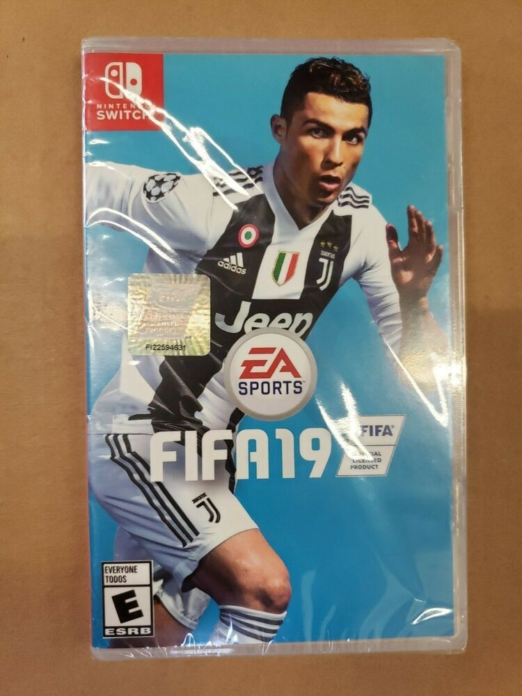 Nintendo Switch EA Sports FIFA 19 (Standard Edition