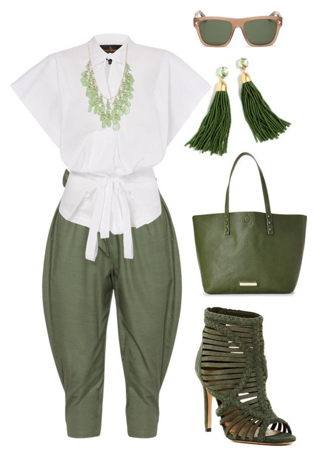 """""""Army green"""" by leopardlover111 ❤ liked on Polyvore featuring Isolde Roth, Schutz, Olivia + Joy, J.Crew, Natasha Accessories and Givenchy"""