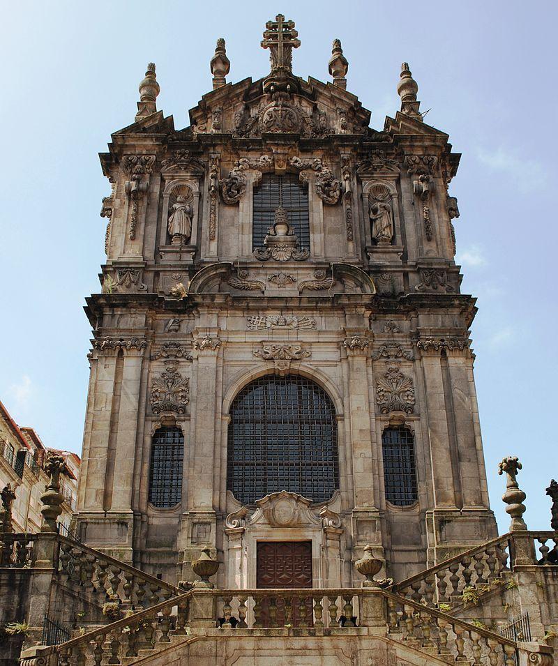 Igreja dos Clérigos. Em Portugal, Porto - Clérigos Church - Wikipedia, the free encyclopedia