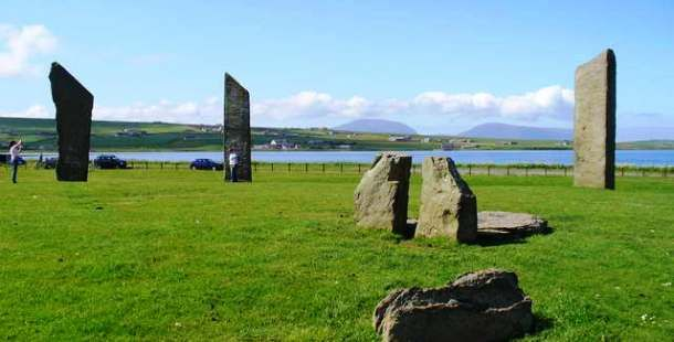 Standing Stones of Stenness, 3000 BC