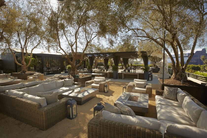 Restoration Hardware opens RH West Hollywood gallery on Melrose #restorationhardware
