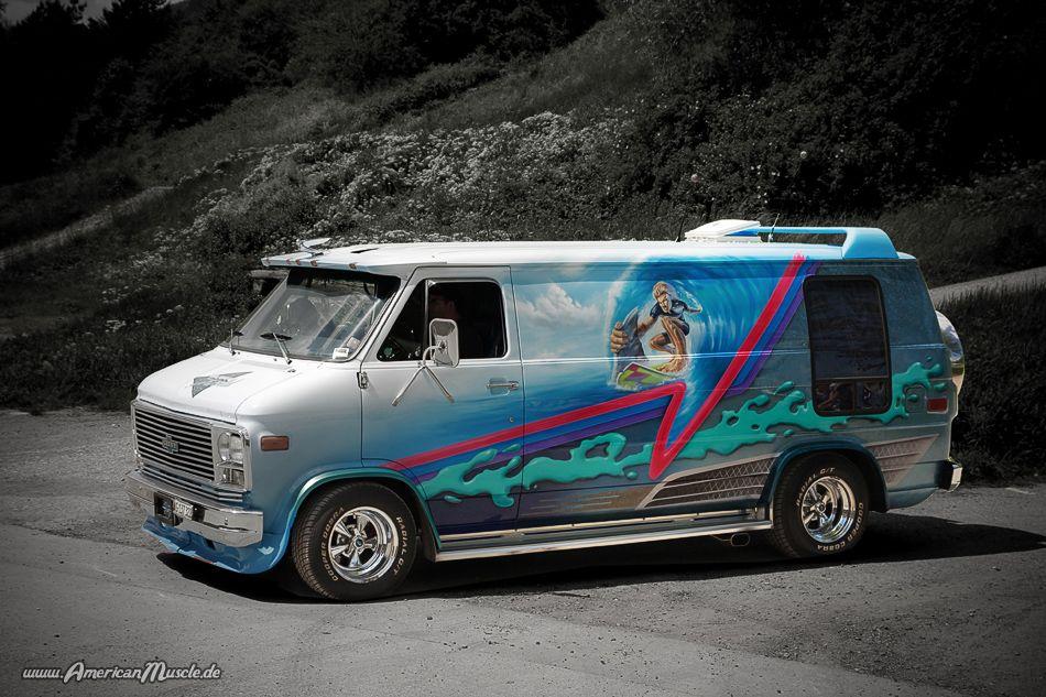 Bilddetails für -Custom Van I by ~AmericanMuscle on deviantART
