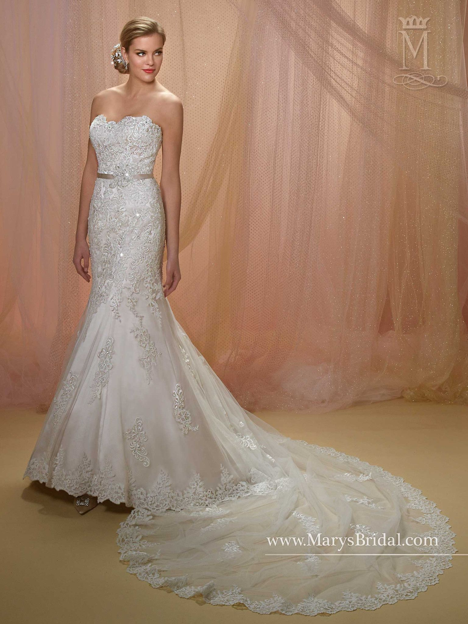 Mermaid Tulle Gown | Products | Pinterest | Tulle gown and Products