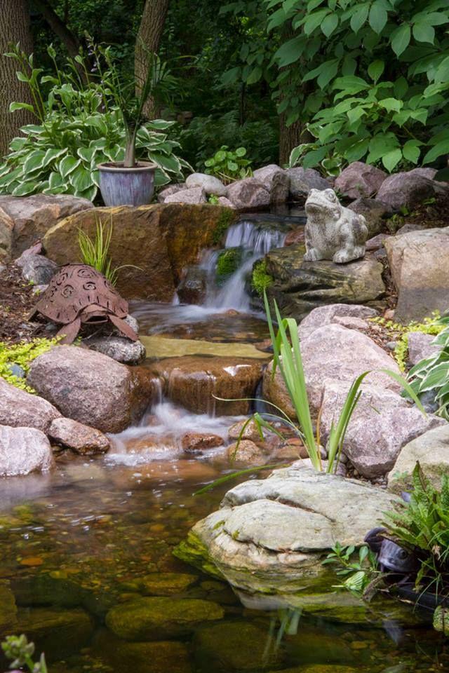▷ 1001+ Ideen und Gartenteich Bilder für Ihren Traumgarten Water