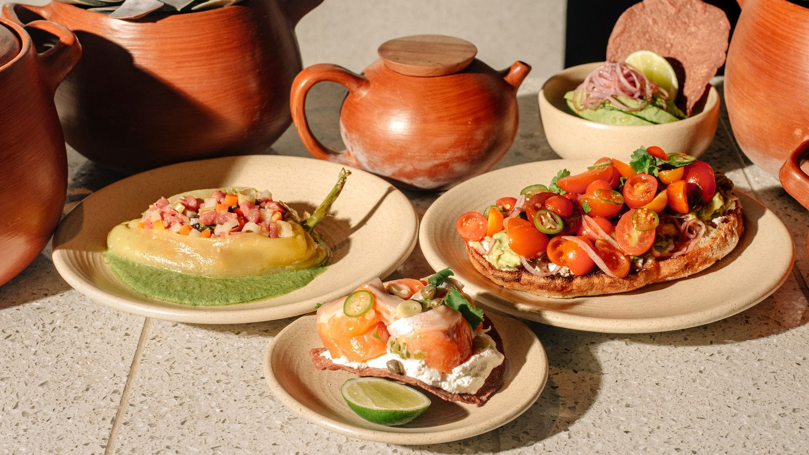 Stage Cuisine Mexican Cuisine Has Made The Leap To The Global Stage Of Fine