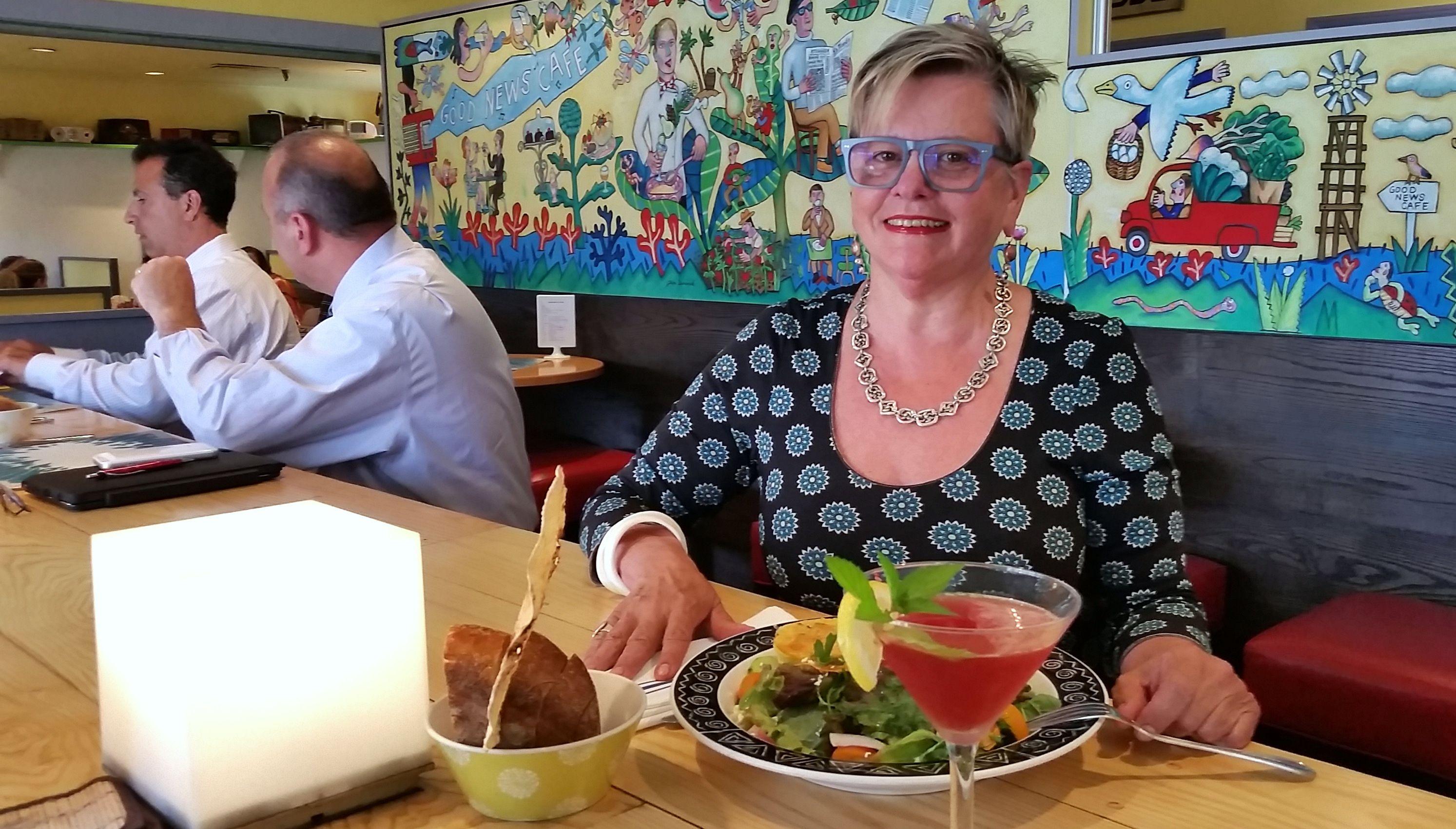Carole Pecks Good News Cafe Woodbury Ct Wwwlitchfieldhillscom