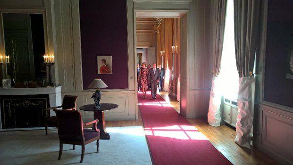 Foro Hispanico de Opiniones sobre la Realeza: Inauguración de la exposición sobre ciencia que cada verano se celebra en el Palacio Real de Brusela